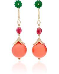 Hanut Singh - Swinging Sister Earrings - Lyst