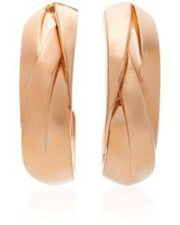 Mattioli - Maldamore 18k Gold Hoop Earrings - Lyst