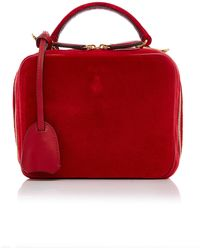 Mark Cross - Baby Laura Camera Bag - Lyst 81bcbfaafc4f5
