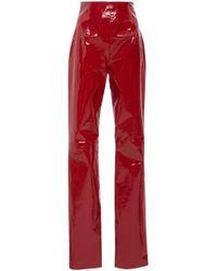 16Arlington - Patent Leather Trouser - Lyst