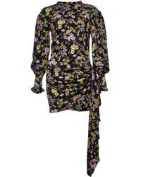 Magda Butrym - Torrance Printed Dress - Lyst