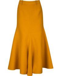 Bally - Mermaid Skirt - Lyst