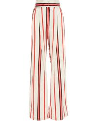 Maggie Marilyn - Love Unconditionally Silk Pant - Lyst