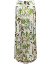 Adriana Iglesias - Long Island Full Length Skirt - Lyst