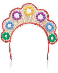 Magnetic Midnight - Colour Palette Flower Crown - Lyst