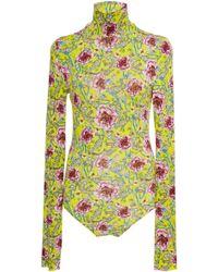 Prabal Gurung - Ivy Turtleneck Bodysuit - Lyst