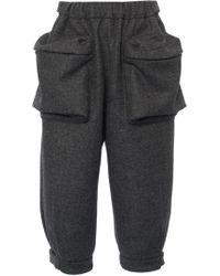 Miu Miu - Knee-length Shorts - Lyst