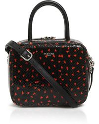 Michino Paris - Snake Squarit Pm Crossbody Bag - Lyst
