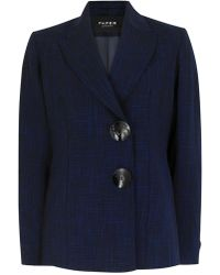Paper London - Leni Blazer Jacket - Lyst