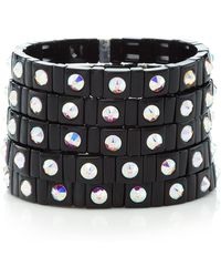 Roxanne Assoulin - Set-of-five City Lights Bracelets - Lyst
