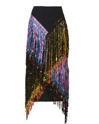 Romance Was Born - Love Potion Fringe Skirt - Lyst