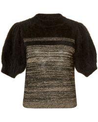 Ulla Johnson - Reneta Short Sleeve Sweater - Lyst
