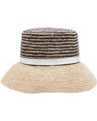 Sensi Studio - Hippie Woven Straw Hat - Lyst