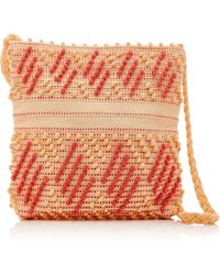 Antonello - Florinas Zig Zag Large Crossbody - Lyst