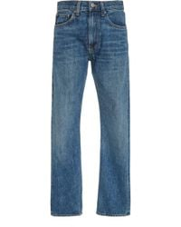 Brock Collection - Wright High-rise Straight-leg Jeans - Lyst