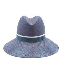 Maison Michel - Ginger Straw Hat - Lyst
