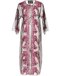 Libertine - Pink Sequin Tulle Robe - Lyst