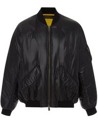Jacket Bomber Lyst Ackermann Haider Technical Oversized x7Itq1