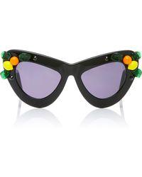 A-morir - Citrus Cocktail Sunglasses - Lyst