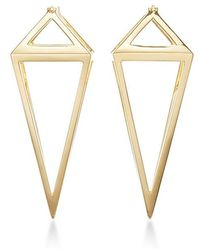 Noor Fares - Pendulum 3d Earrings - Lyst