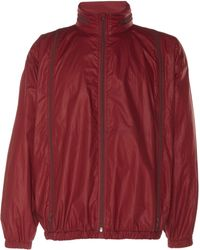Lemaire - Zip Bomber Jacket - Lyst