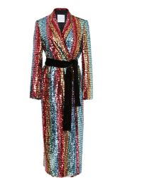 Markarian - Exclusive Wallflower Coat Dress - Lyst