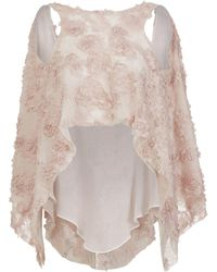 Maticevski - Daydream Embroidered Lace Top - Lyst