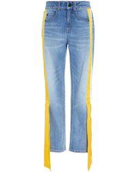 Hellessy - Carlton Mid-rise Distressed Boyfriend Jeans - Lyst