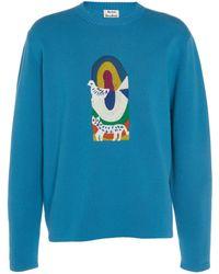 Acne Studios - Peele Wool Sweater - Lyst