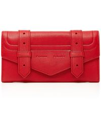 Proenza Schouler - Continental Leather Wallet - Lyst