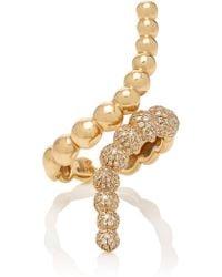 SHAY - 18k Gold Diamond Ring - Lyst