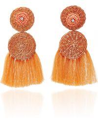 Johanna Ortiz   M'o Exclusive Nairobi Fringe Earrings   Lyst