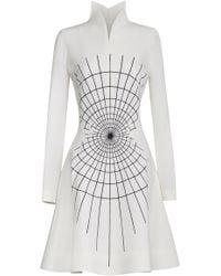 Yanina Demi Couture - Spider Web Dress - Lyst