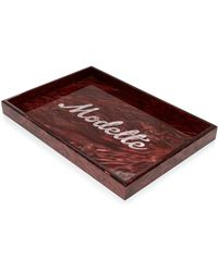 Edie Parker - M'o Exclusive Bespoke Tray - Lyst