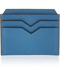 Valextra - Double-sided Card Case - Lyst