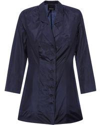 Bevza - Silk-taffeta Jacket - Lyst