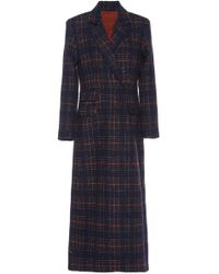 Rahul Mishra - Andromeda Double Breasted Coat - Lyst