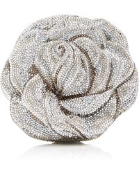 Judith Leiber Couture | New Rose Clutch | Lyst
