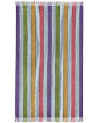 Missoni - Waldemar Striped Cotton Beach Towel - Lyst
