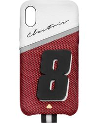 Chaos - Exclusive Leather Iphone 7/8 Case - Lyst