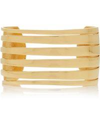 Karma El Khalil - Tiger 18k Gold Cuff - Lyst