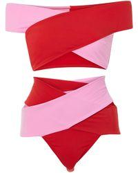 OYE Swimwear - Lucette Two-piece Bikini Set - Lyst