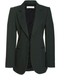 Victoria Beckham - Single Breasted Tailored Jacket - Lyst