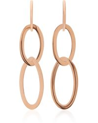Mattioli - Hiroko 18k Rose Gold Earrings - Lyst