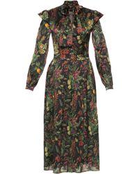 Lena Hoschek - Soraya Shirt Dress - Lyst
