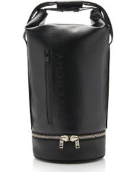 Givenchy - Coated Canvas Backpack - Lyst