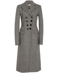 Altuzarra - Janine Double Breasted Wool-blend Coat - Lyst