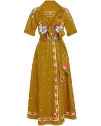 Temperley London - Divine Wrap Dress - Lyst