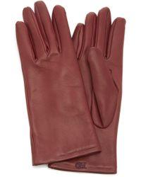 Gabriela Hearst - Leather Gloves - Lyst