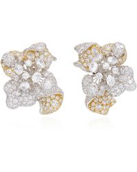 Anabela Chan - Bloomingdale 18k Gold Studs - Lyst